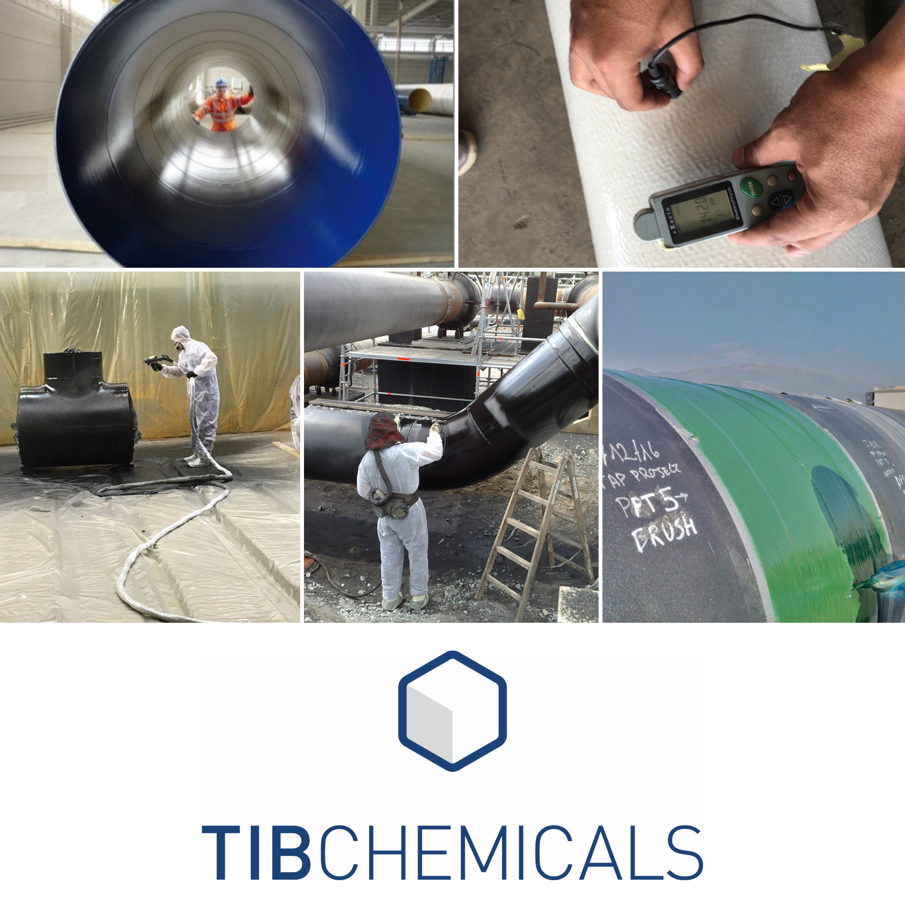 POLYURETHANE for External & Internal Pipe Coating